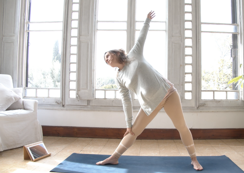Qué necesitas para practicar yoga para embarazadas